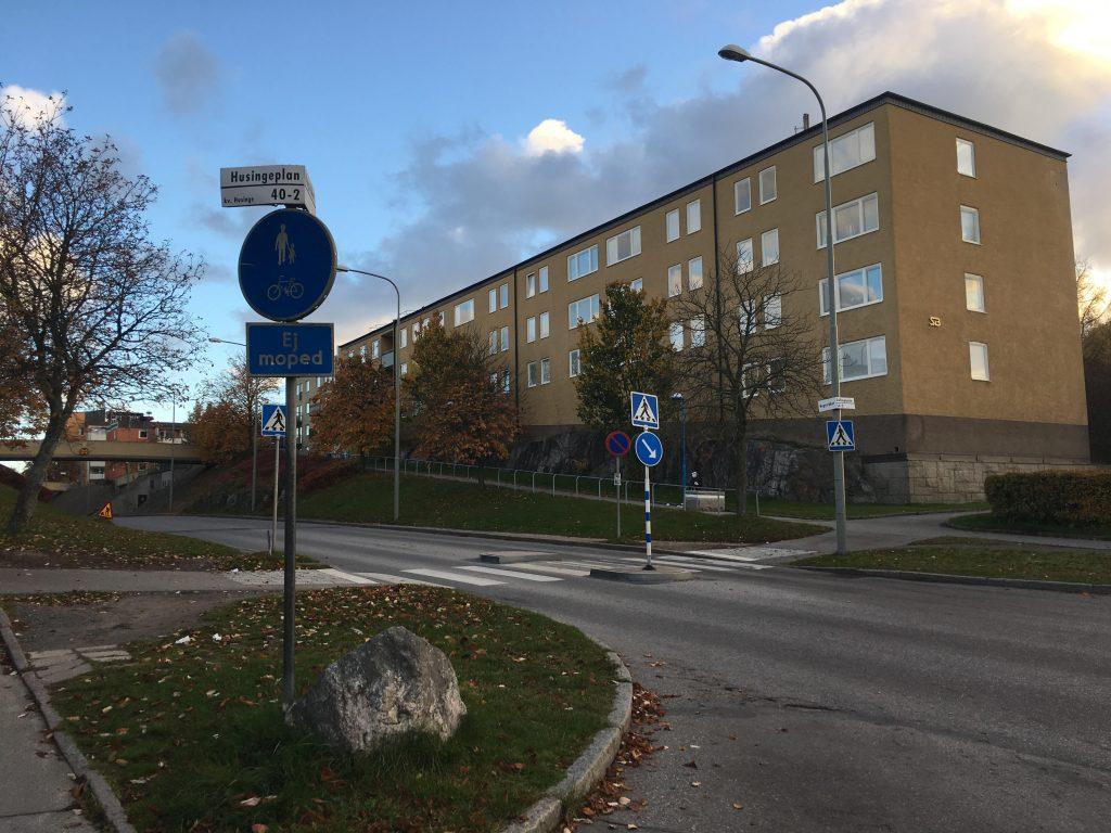 no-go zone Szwecja