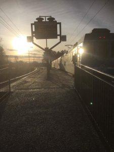 Sztokholm w drodze do pracy