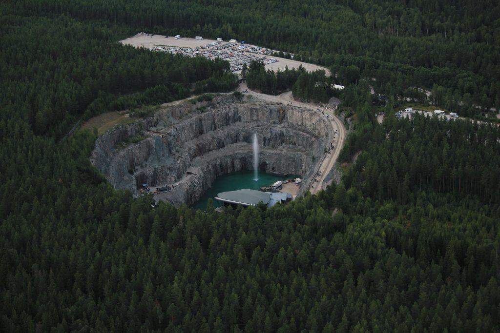 Dalhalla w Szwecji