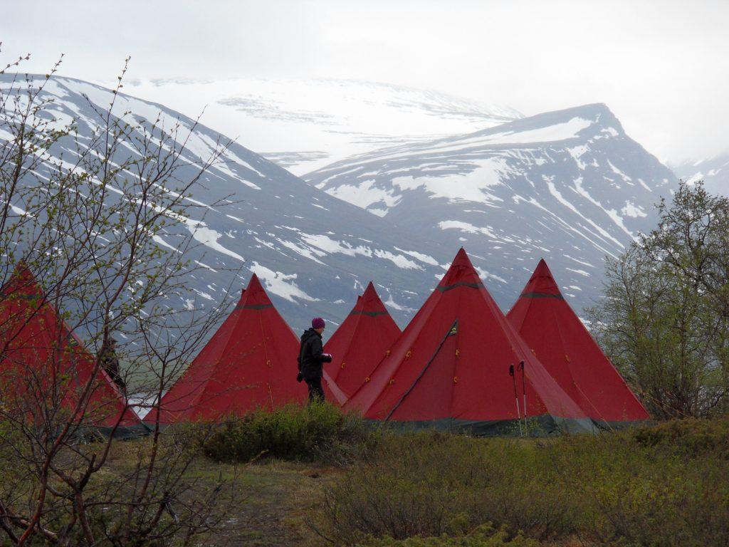 Pasmo gór Skandynawskich w Szwecji