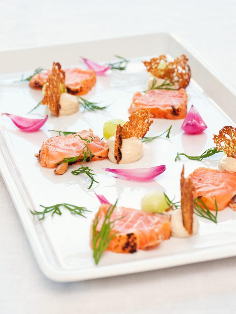 Potrawy z łososia