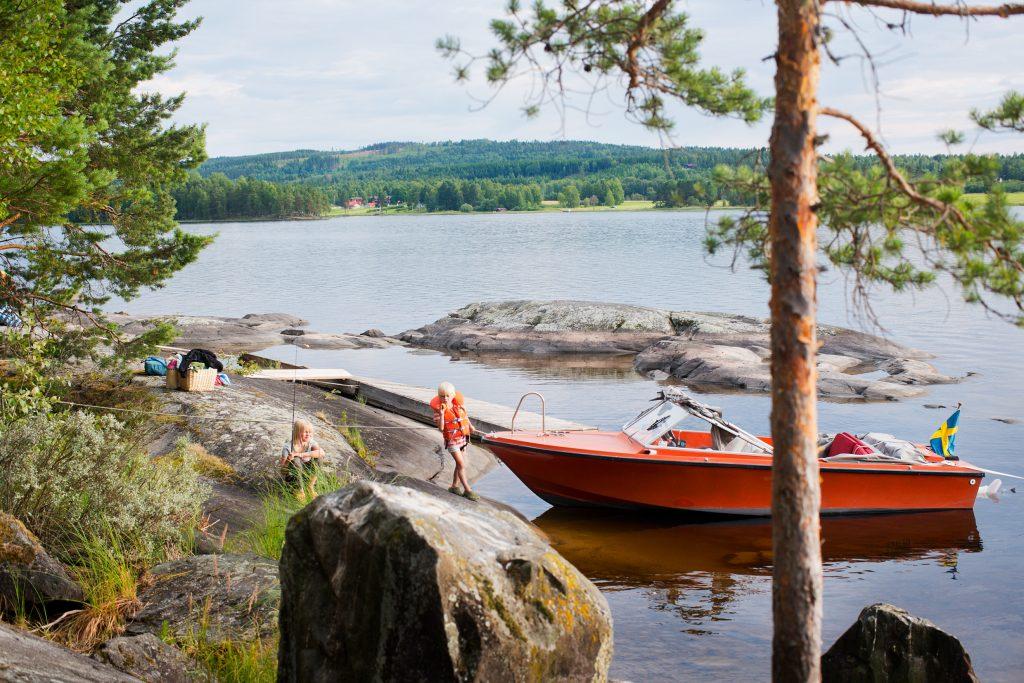 Allemansrätten to niepisane szwedzkie prawo
