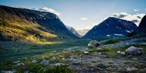 gdzie w szwecji rozbić namiot