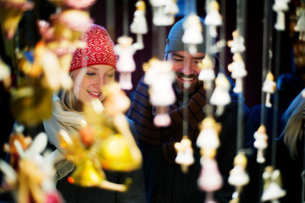 Szwedzkie jarmarki świąteczne
