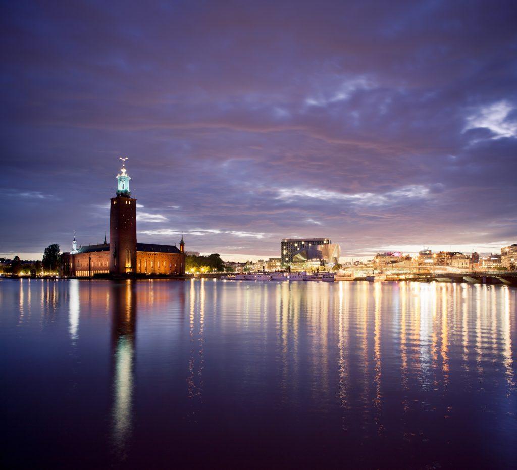 Noble przyznawane są w Szwecji