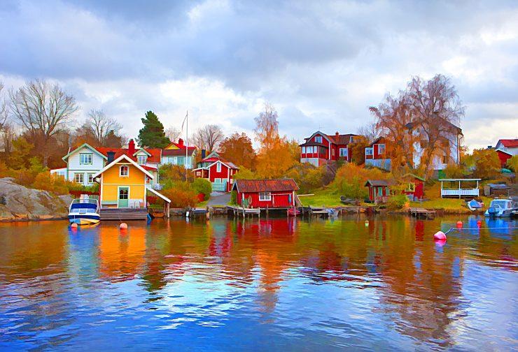 Szwecja blog