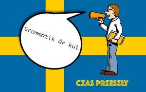 Szwedzka gramatyka: czas przeszły