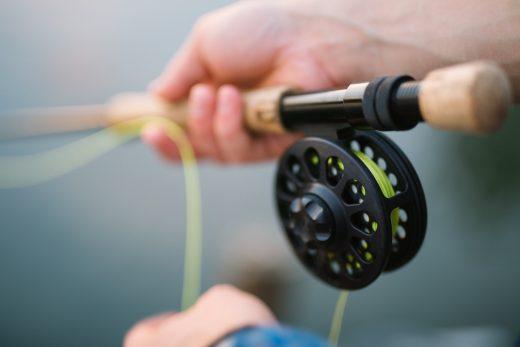 Łowienie ryb w Szwecji.